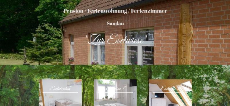 Mahnix Webdesign Referenz - Zur-Eselwiese